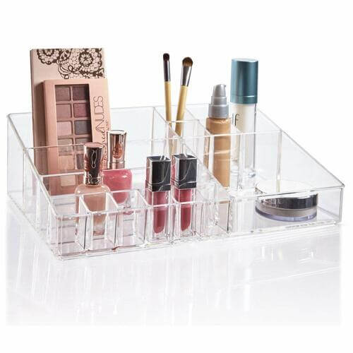 Cosmetic and Makeup Palette Organizer