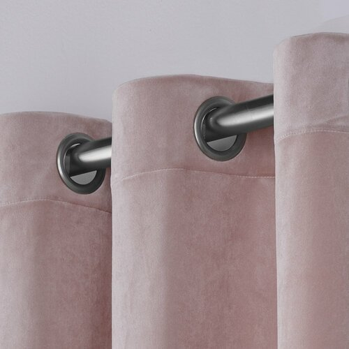 Velvet Curtain Panel - Amazon