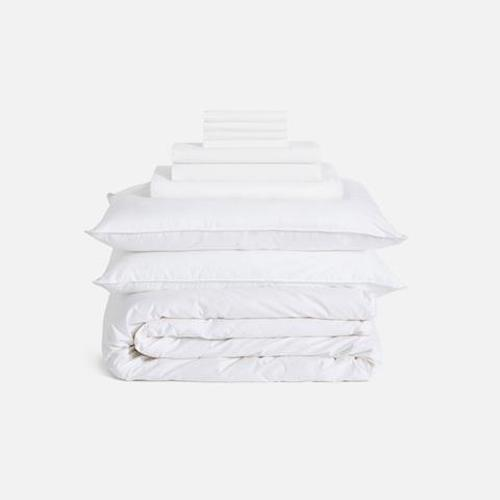 Luxe Move-In Bundle - Brooklinen *P.S. use code ALBIEKNOWS10 for 10% off your next order of  $50+