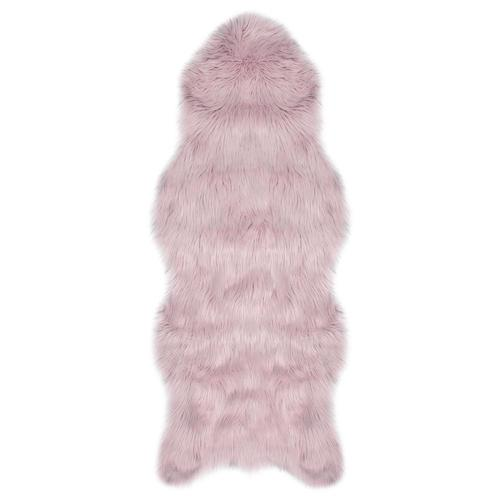 Faux Sheepskin Runner - Amazon