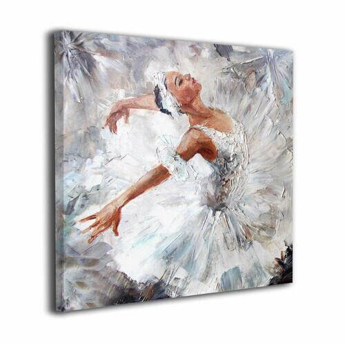 Grand Ballerina Canvas -