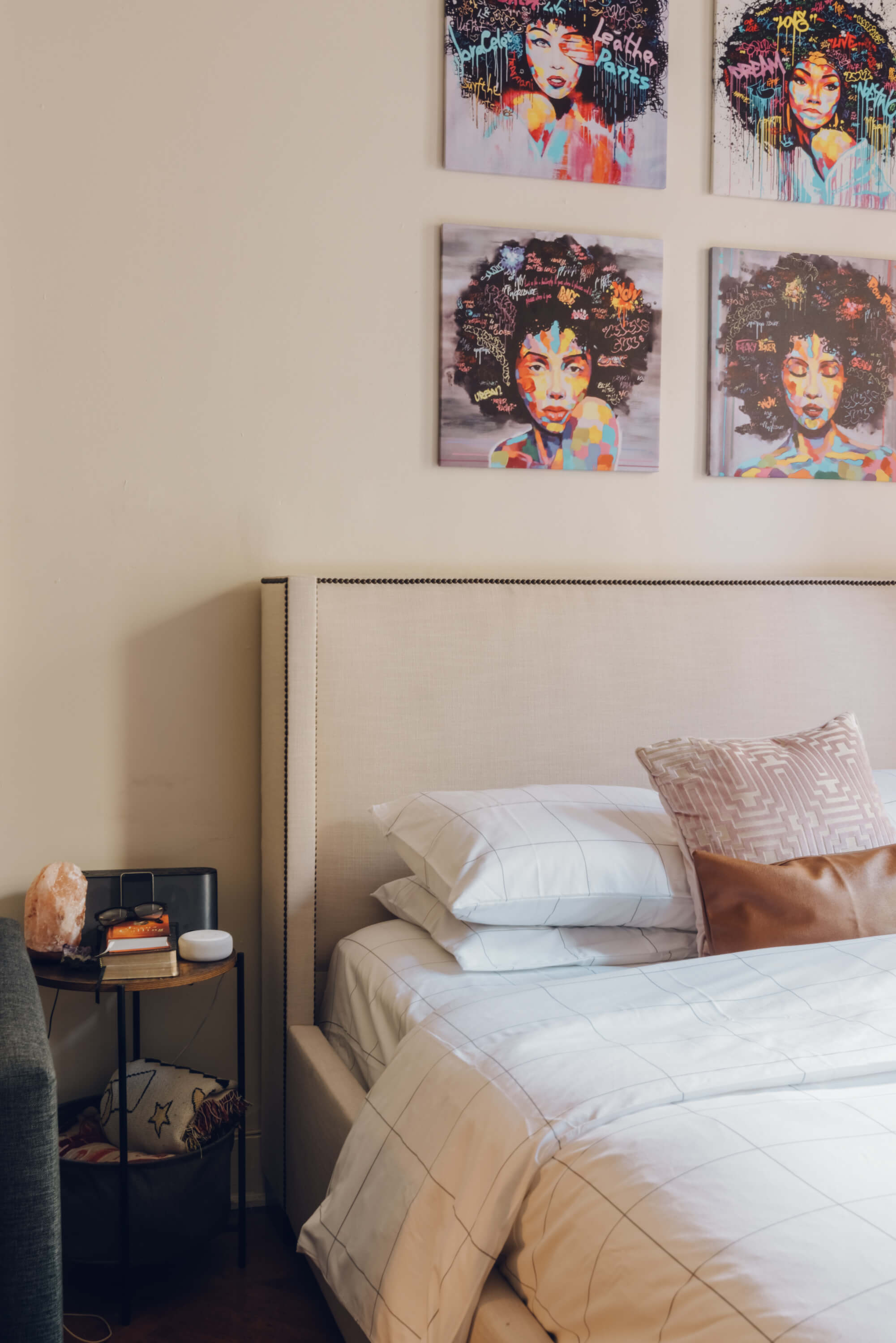 One Room Challenge | Brooklyn, NY Studio Apartment Design by Albie Knows | Photography by Mariah Texidor