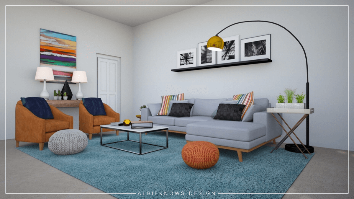 Albie Knows What To Do With That Spare Room | Family Room