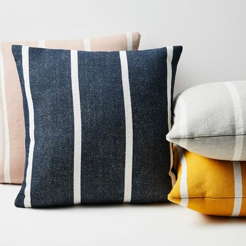 Outdoor Simple Stripe Pillows