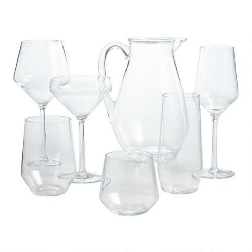Napa Tritan™ Glassware Collection