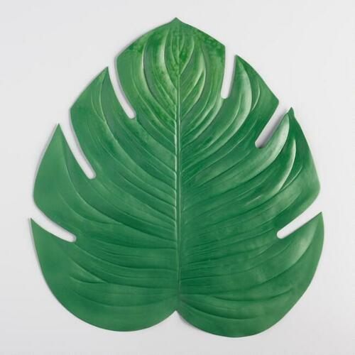 Palm Leaf Placemat Set of 4