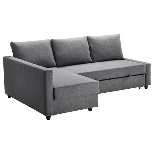 Friheten 3 Seat Sleeper Sectional with Storage | IKEA
