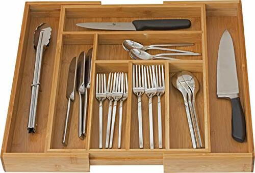 Expandable Kitchen Drawer Organizer | Amazon