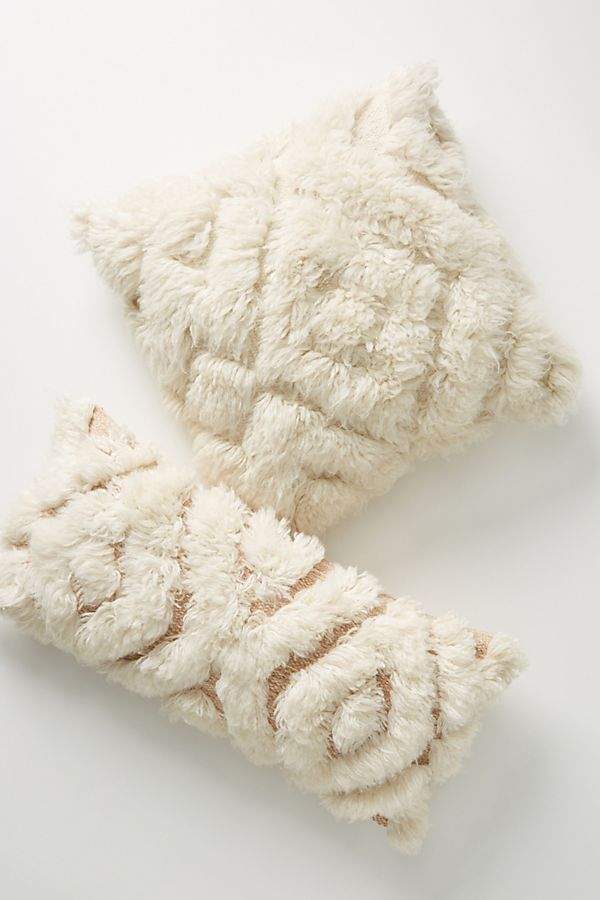 Wool Camille Pillow - Sale: $79.95–$99.95 (Reg: $118.00–$138.00)