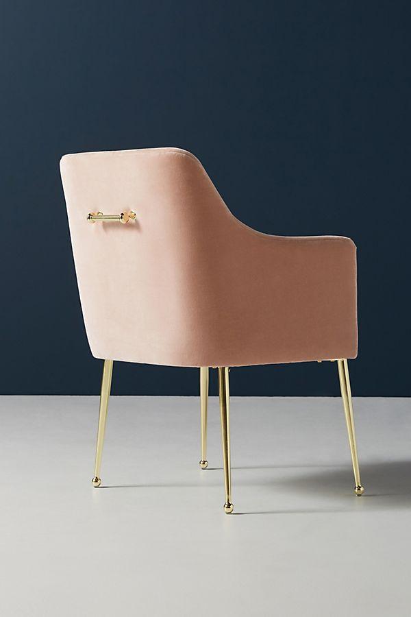 Velvet Elowen Armchair - Sale: $349.95 (Reg: $448.00)