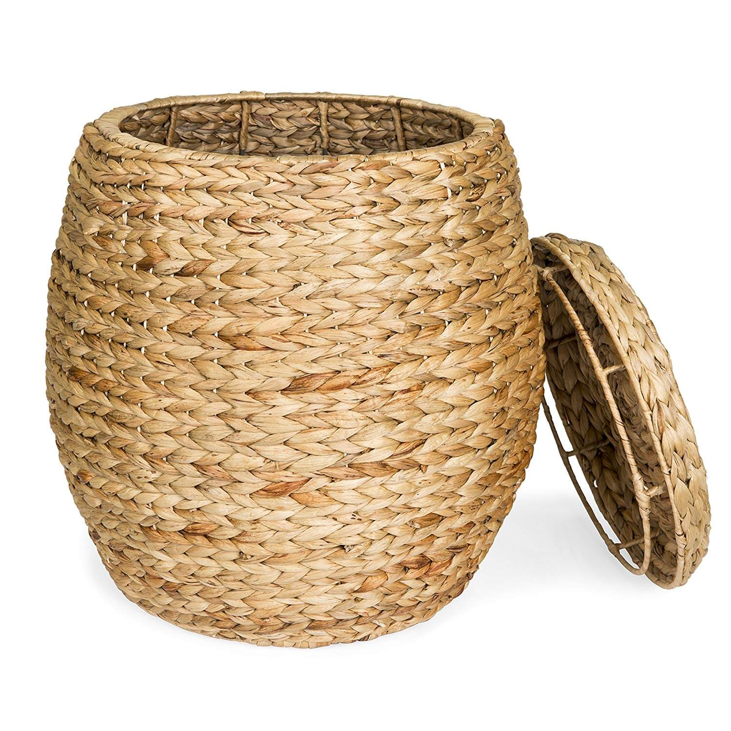Multipurpose Handcrafted Seagrass Wicker Basket
