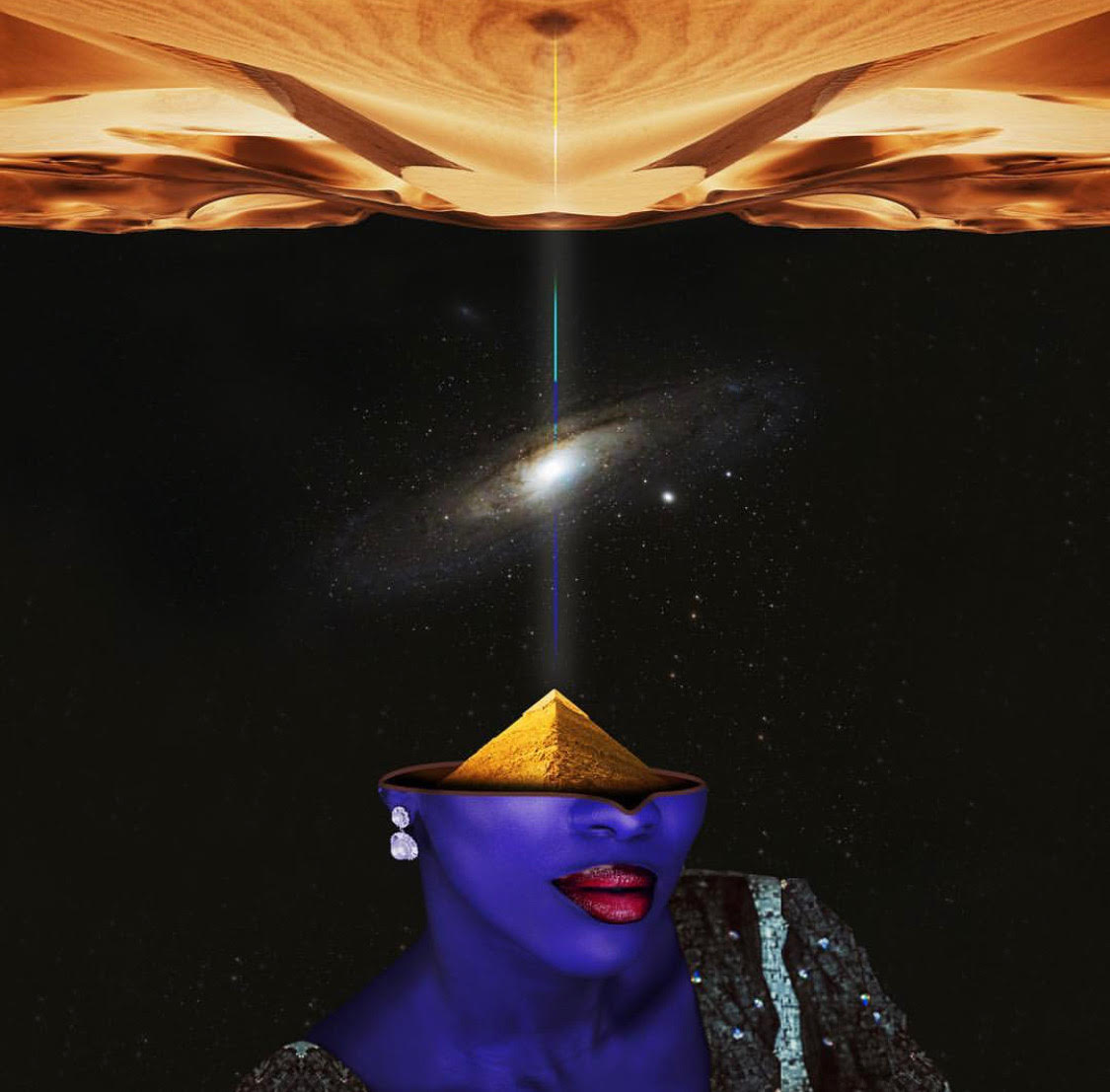 VIBRANIUM - AFRO-FUTURISTIC SOUND .:. BY WOMEN, FOR ALL at Nublu, NYC