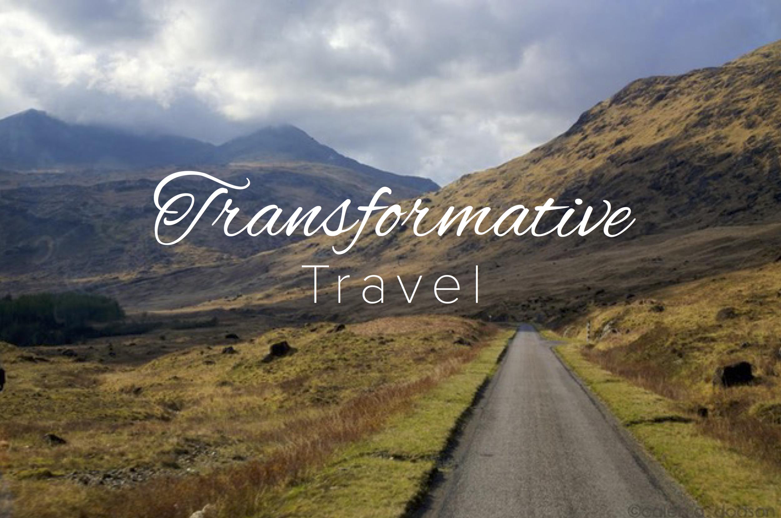 Transformative Travel