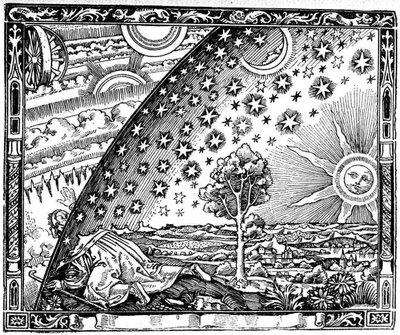 Flammarion-Woodcut-781371