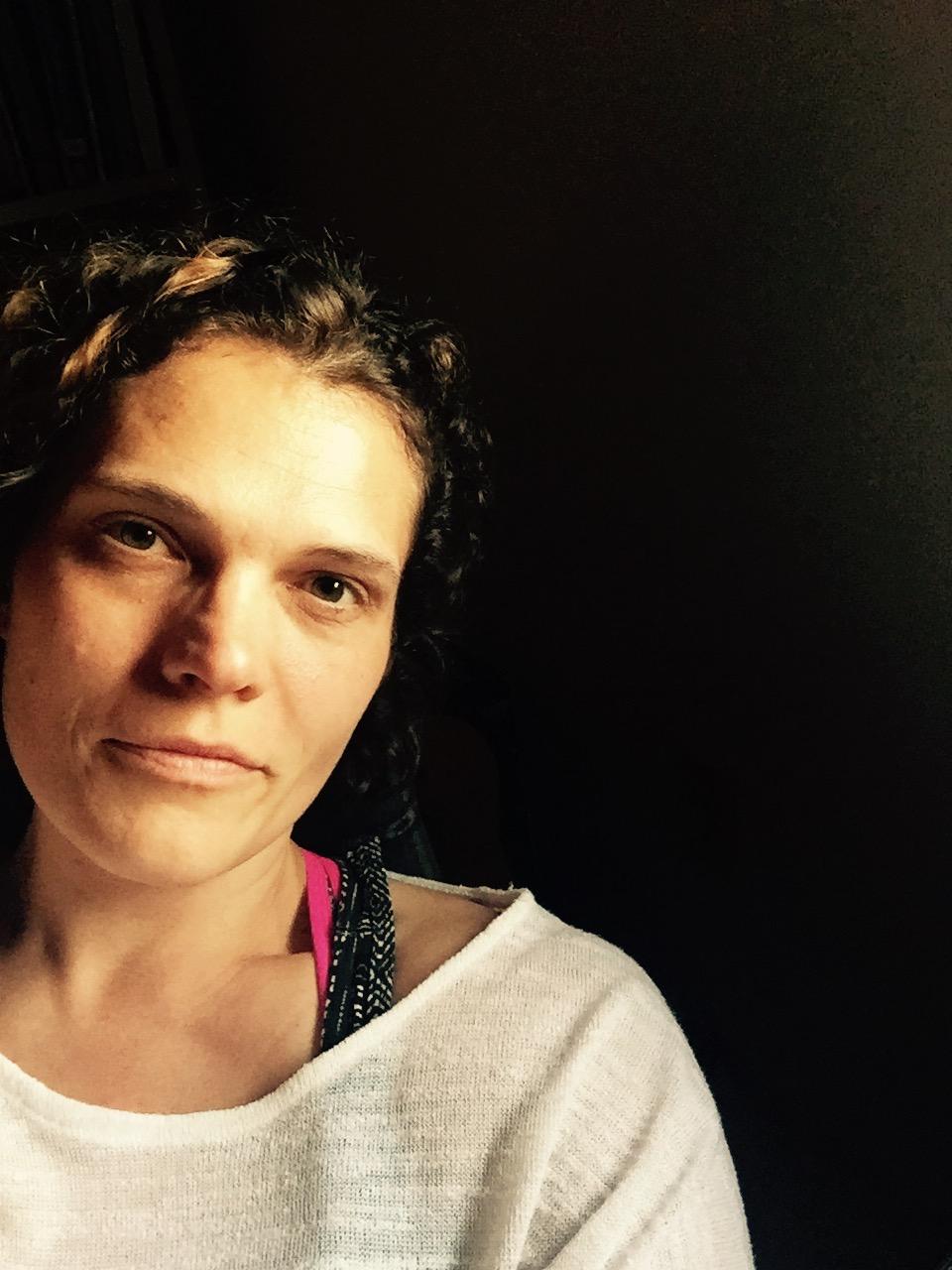 Sarah Steinke: Yoga instructor and Poet