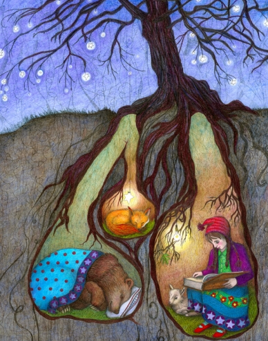 Boehman, Jessica. Bedtime Stories. 2013.
