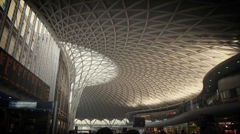 國王十字車站 King's Cross Railway Station ©2016 Joseph Lee