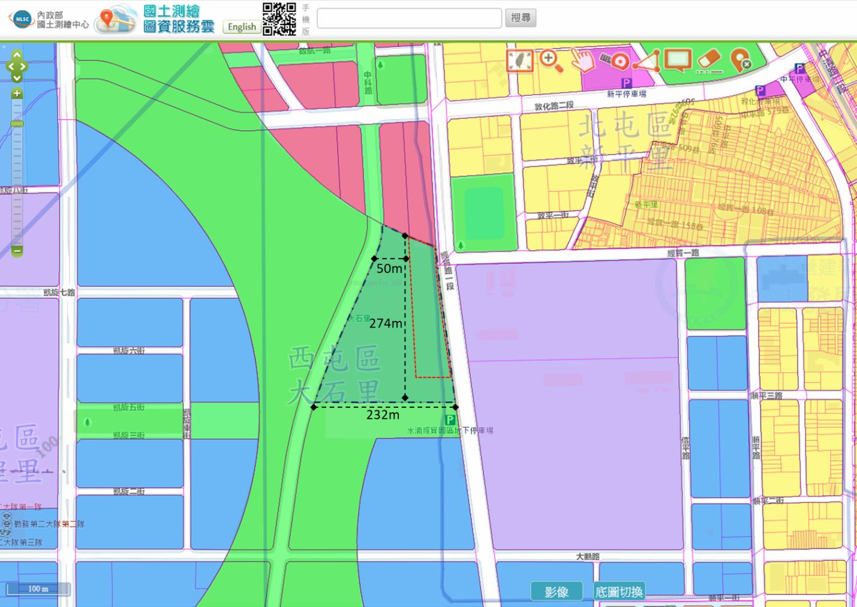 現況套匯以及測量@內政部國土測繪圖資服務雲