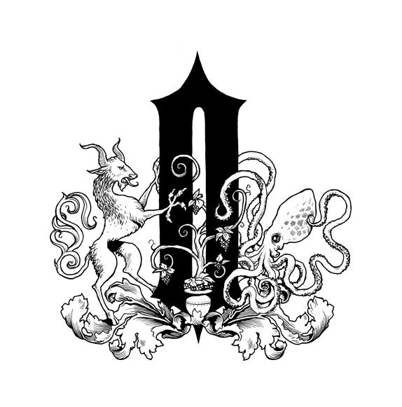 'O' monogram, for OFFSET 2014