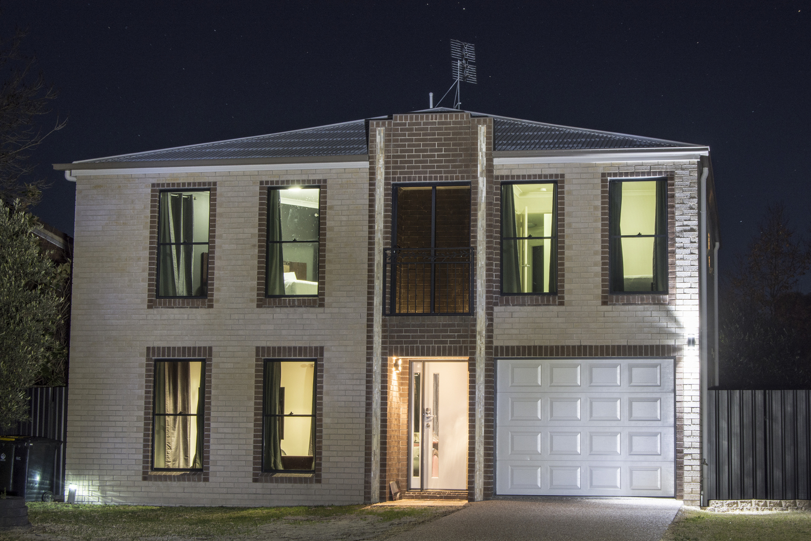 Unit 1 Charlie: 3 bedroom, 2 story, easy garage access