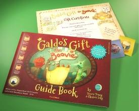Galdo's Gift guide book