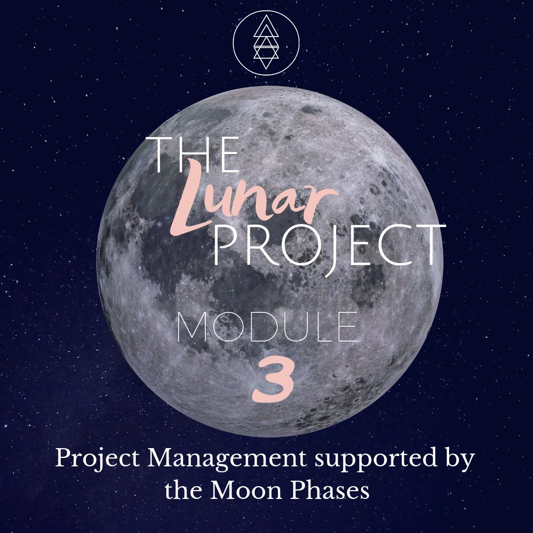 The Lunar Project - module 3