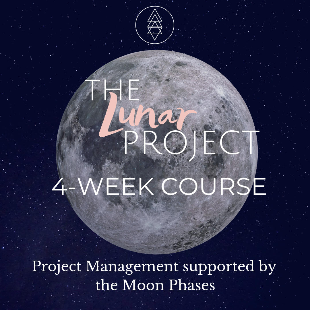 what's included: - 4 weekly modules aligned with the 4 Moon Phases10 video lessonsall video lessons also available in audio4 meditations5 worksheets in PDFrecommendations for apps, software & other resources