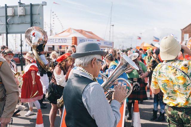 Old Gaffers Festival 🎺🎪🎉
