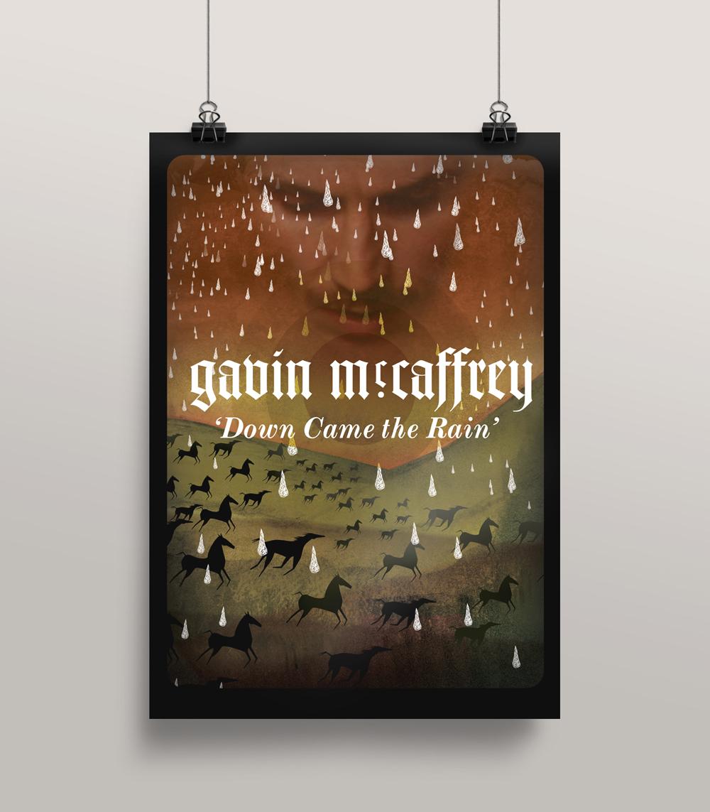 GAVIN MCCAFFREY: EP DESIGN  VIEW PROJECT >>
