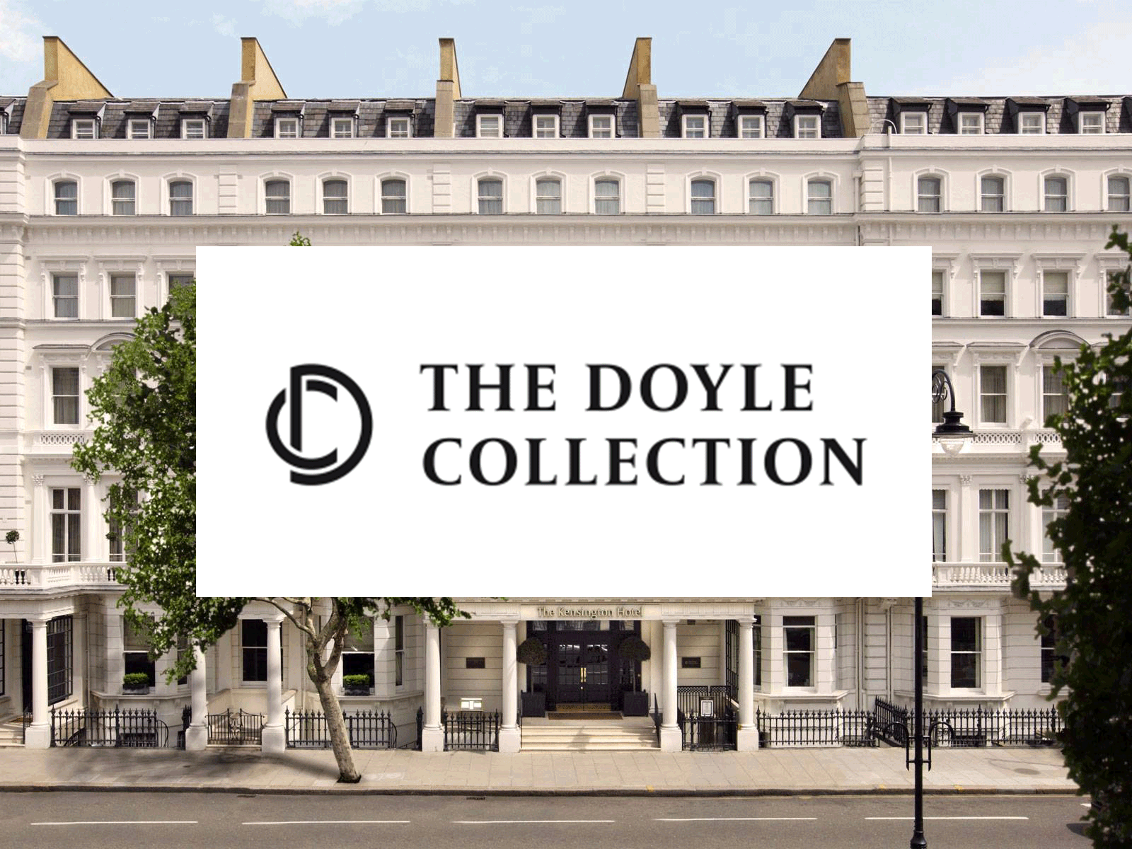 DOYLE COLLECTION HOTELS: BRANDING SUITE  VIEW FULL PROJECT >>
