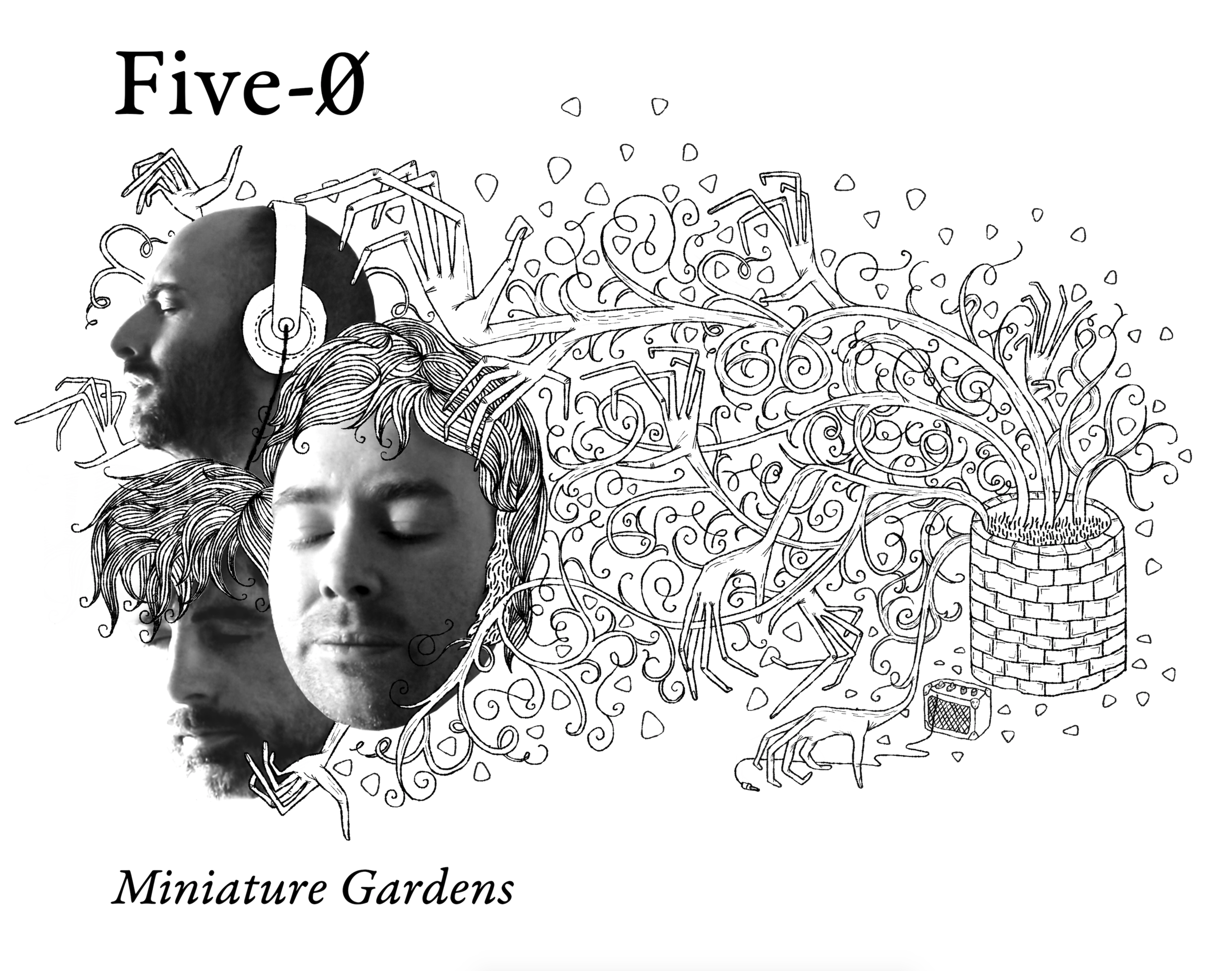 FIVE-0 ALBUM COVER  VIEW DETAILS >>