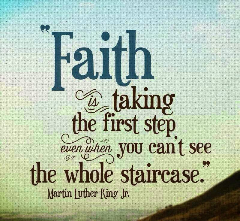 """Theme of the Week - Faith 