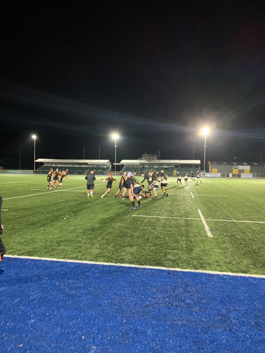 Great rugby over the wern today. Happy to finish 2018 off on a positive with the seniors, it's been a great year for us. Final score 43-21 vs Plasmawr @AllWalesSport