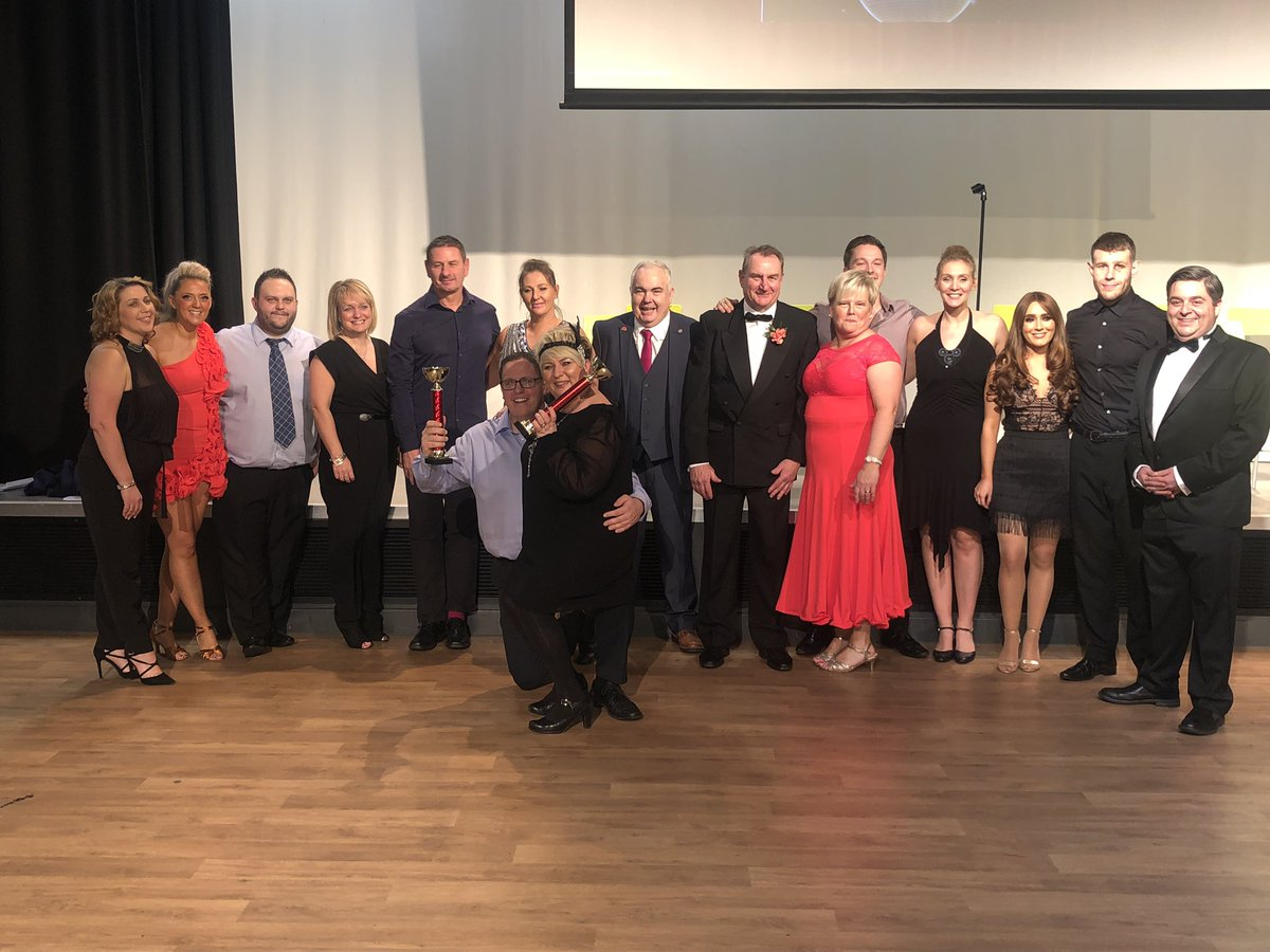 Fantastic evening watching the staff of ACS in Strictly Come Dancing well done to everyone who participated!
