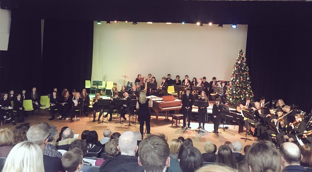 What a wonderful evening at the Christmas Carol concert. Well done to our super talented pupils and staff!