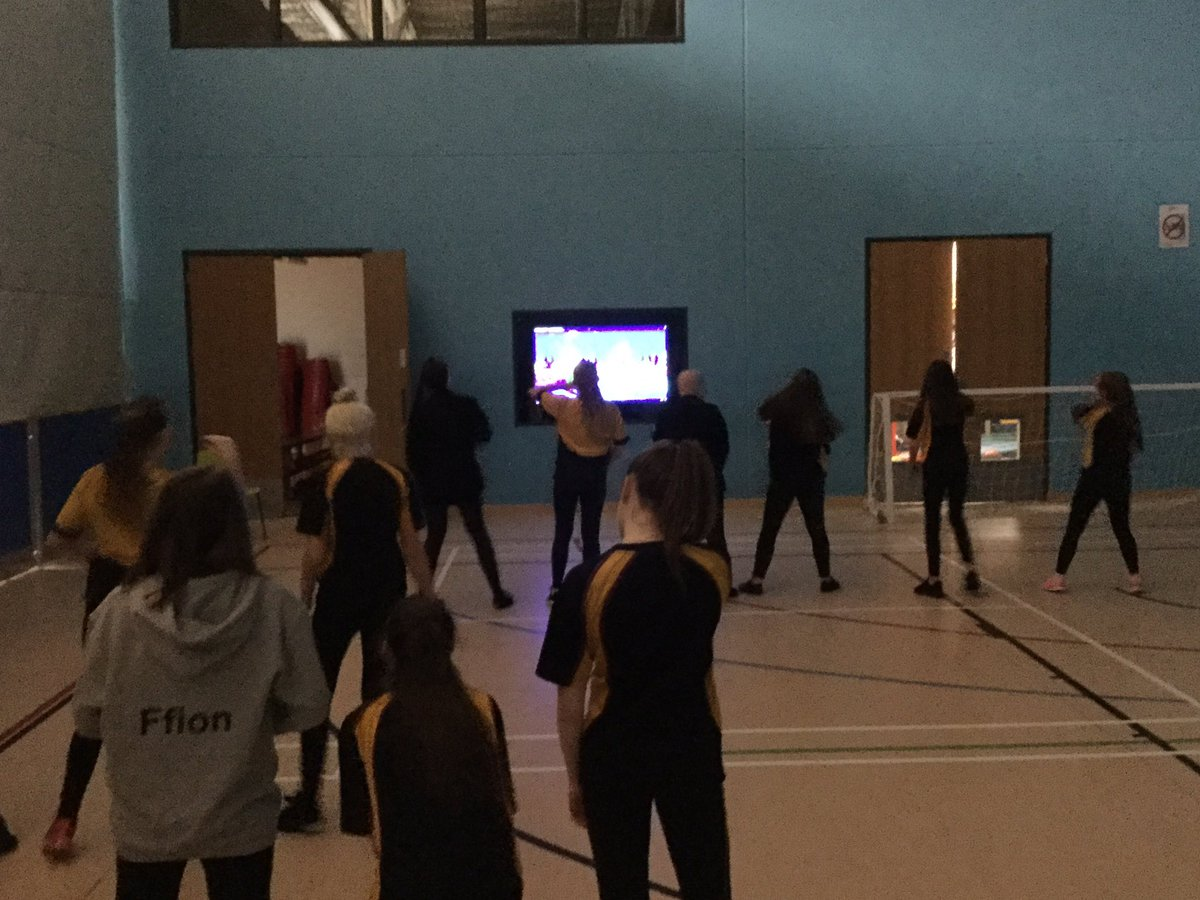 @ACSYear92018_19 answer to Strictly Come Dancing #justdance