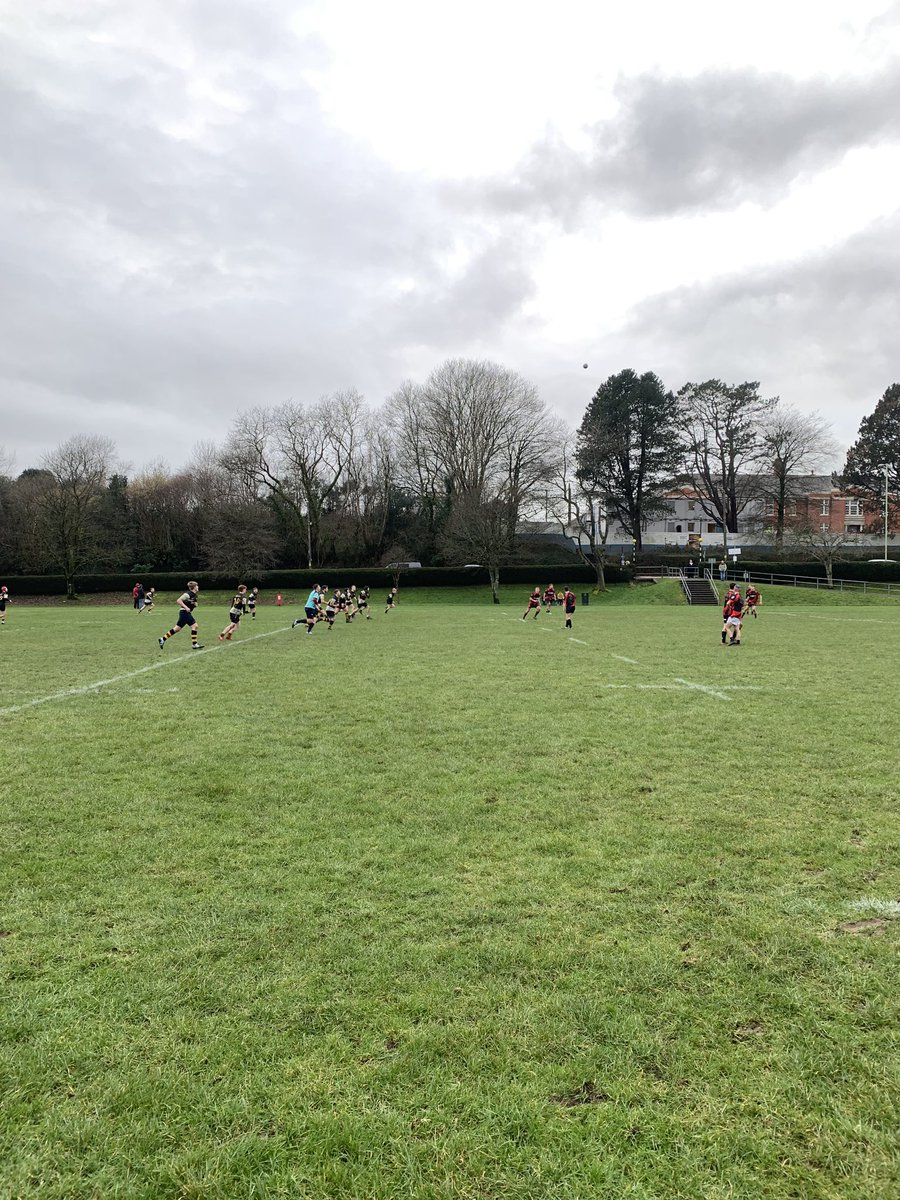 Good to blow the cobwebs off today in friendlies vs Merthyr College and Tonyrefail. 5 boys making their senior debut as well