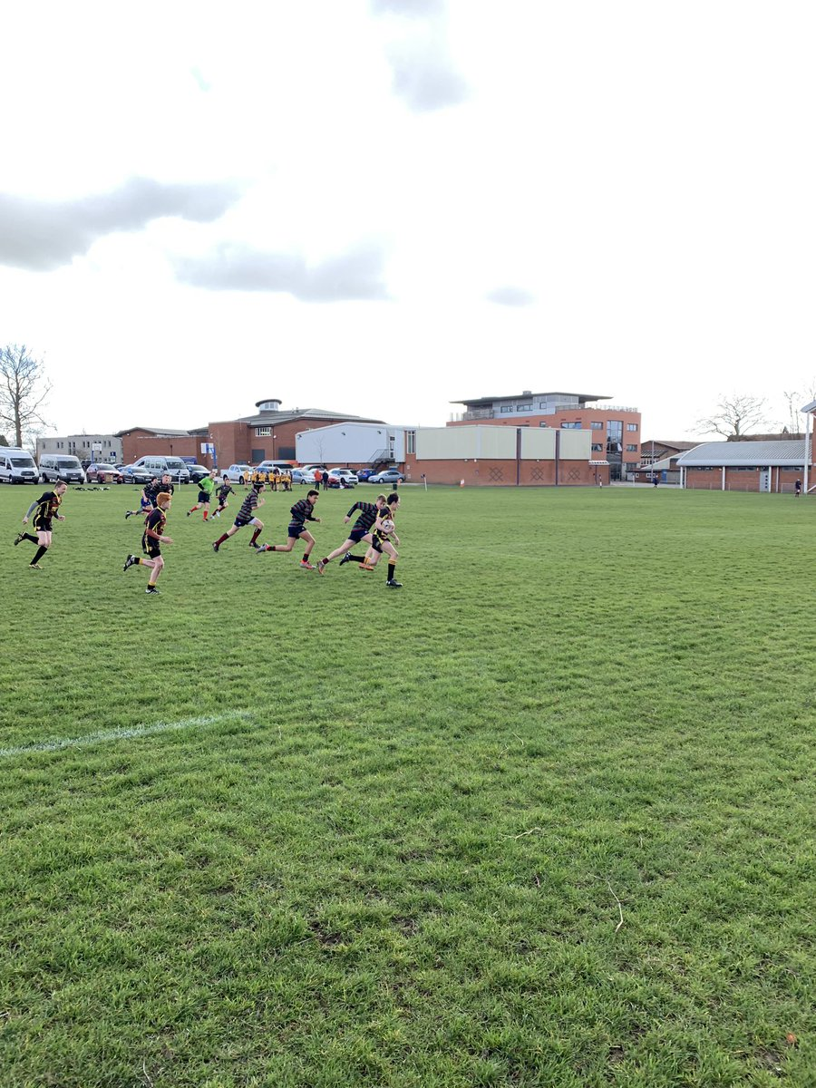 Tough first loss vs RGS High Wycombe. Scored some good tries though. We learn and move on to the next one