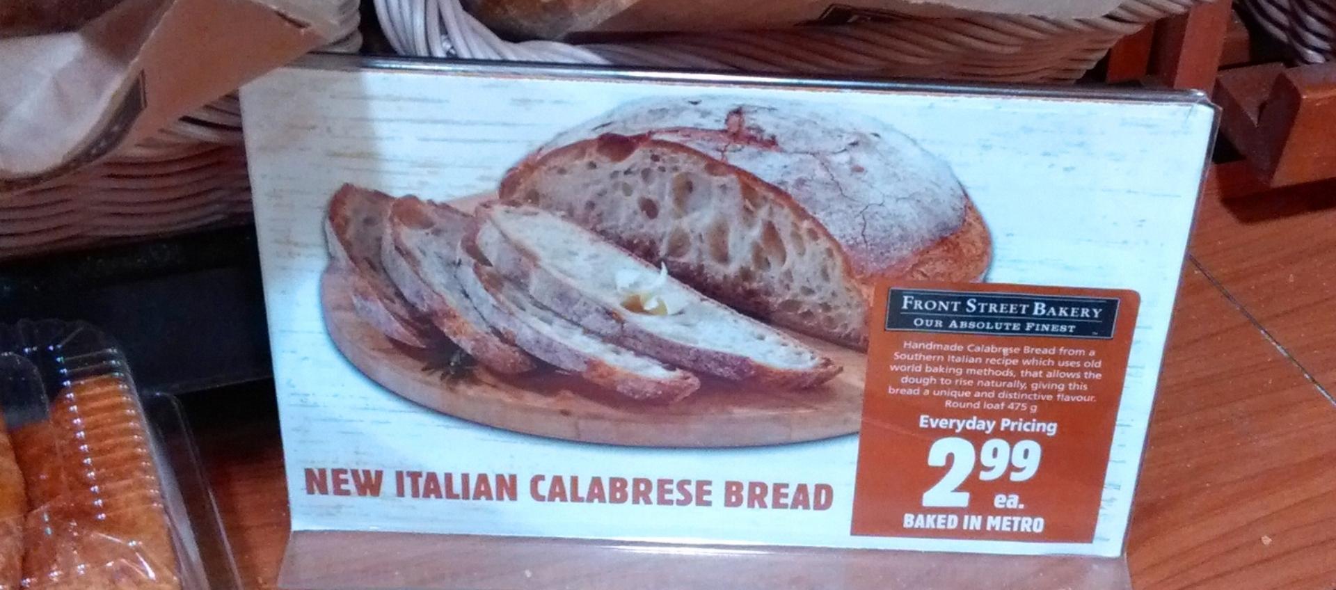 new italian calabrese bread - Kingston, Ontario, Canada.jpg