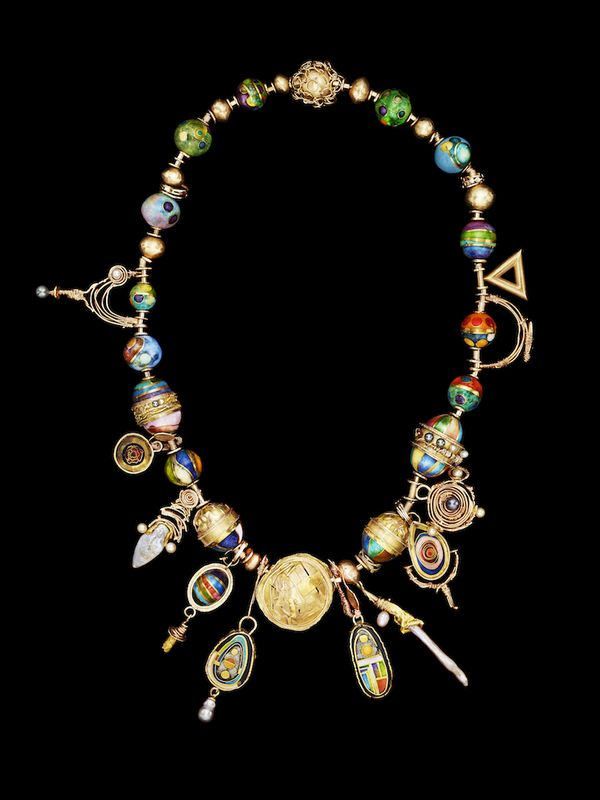 """Faberge's Ashanti Beads,'' 1994."