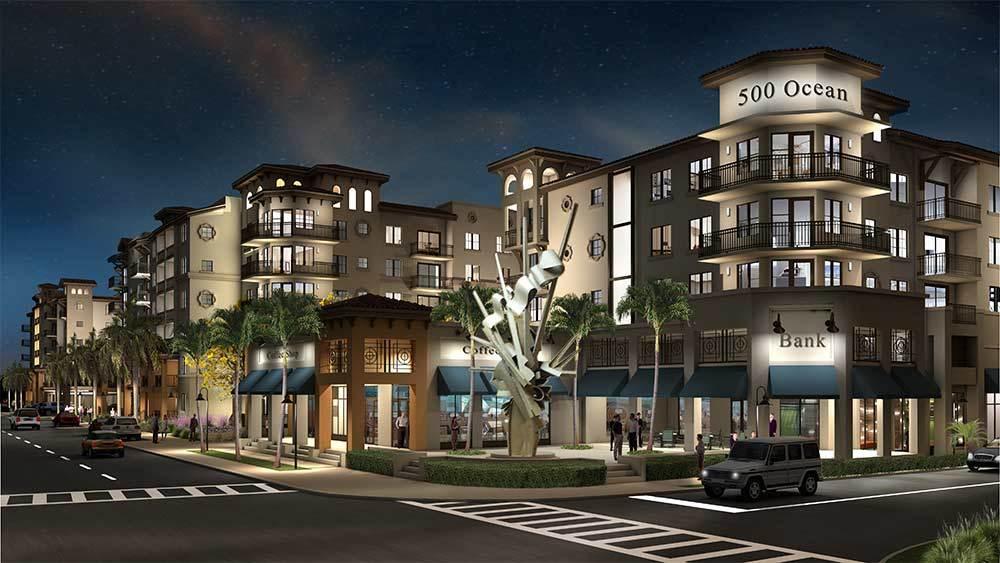 LeCesse, 500 Ocean in Boynton Beach, FL , Green Building