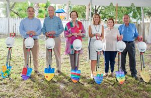 Groundbreaking at Third Avenue Homes Project