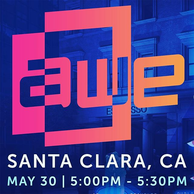 Join us today @AWE2019 for our fireside chat on the future of architecture at 5pm #AWE2019