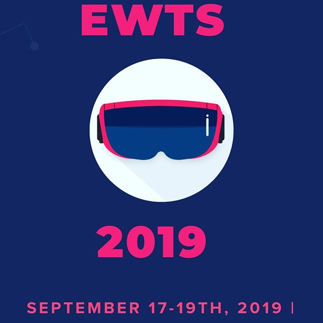 Arrowstreet Innovation was welcomed to attend the #ewts2019 conference this year where industry experts speak to their experience utilizing Augmented and Virtual Reality in their practice #arrowstreetair #AR #VR #XR #researchanddevelopment #AEC #Innovation