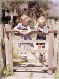 South Hills Nursery School gate