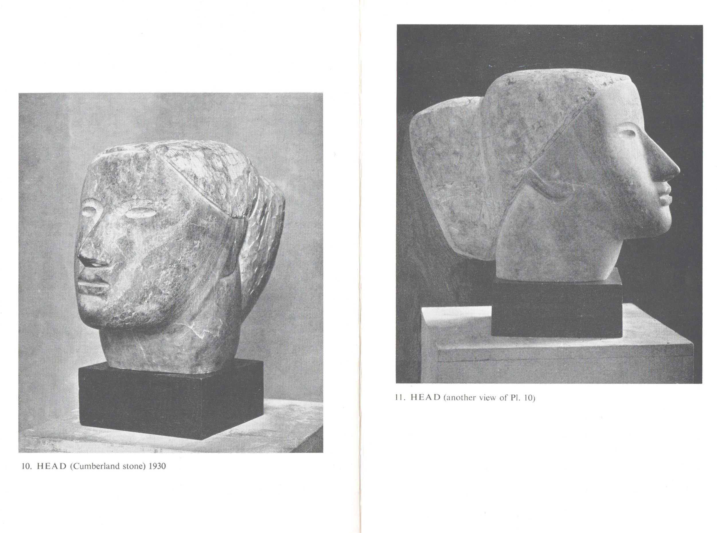 These Barbara Hepworth early sculptures influenced the design of this garment