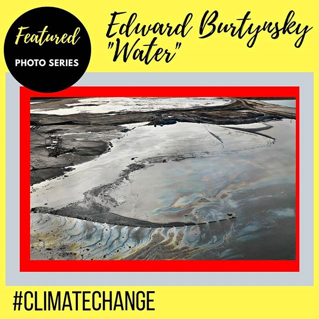 Edward Burtynsky has been tackling #climatechange issues via #dronephotography of areas effected in a way that people can really grasp the scope of what is going on in our world  #climatestrike #climatechangeisreal #climatecrisis #climatejustice #photoactivism #photographyprojects #photoseries #shutdowndc