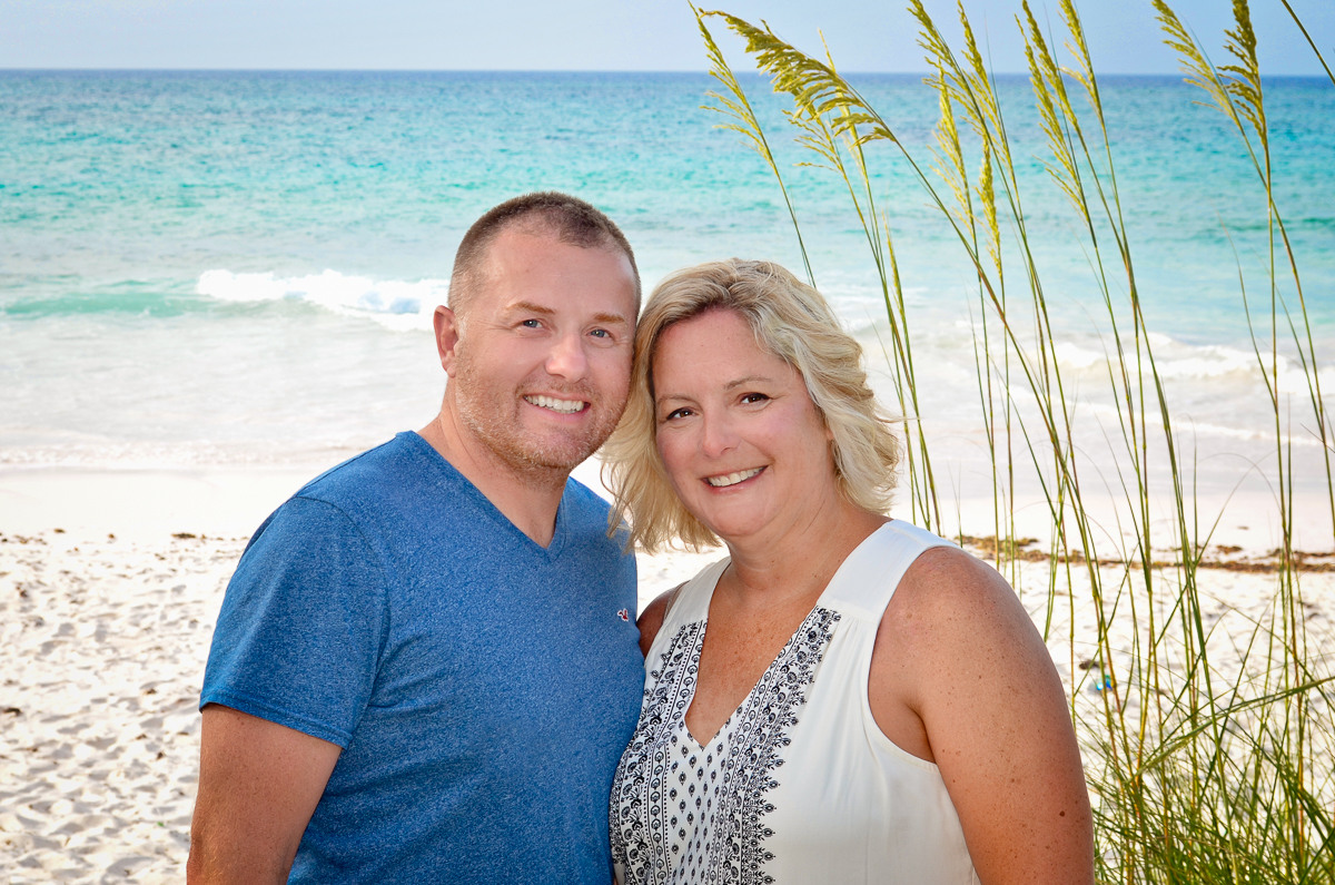 Your Innkeepers, Rod and Heather -