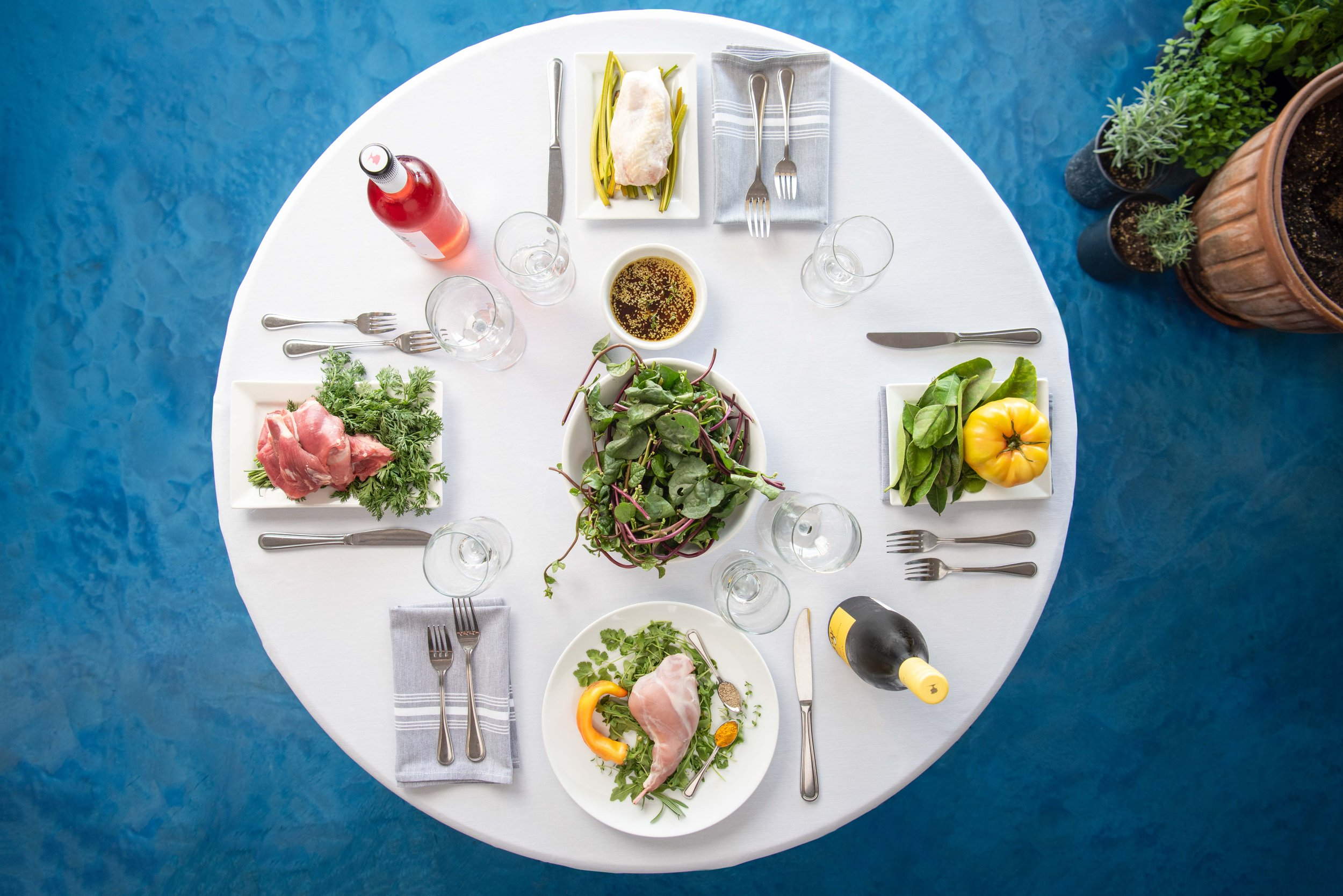 Earth to Table 2018