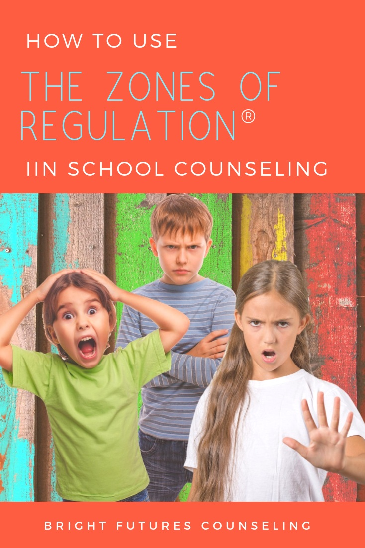 Help students learn self-regulation skills while scooting around the room! This resource would be a great complement to lessons about the Zones of Regulation. Students will learn self regulation tools and coping strategies. #brightfuturescounseling #elementaryschoolcounseling #elementaryschoolcounselor #schoolcounseling #schoolcounselor #counselinggames #selfregulation #zonesofregulation